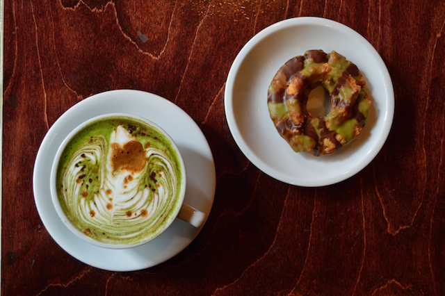 8 Places To Find Delicious And Healthy Matcha-Infused Food In Chicago