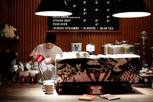 West Loop ups its latte art game with Sawada Coffee